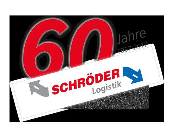 60 Jahre Schröder Logistik 1957-2017
