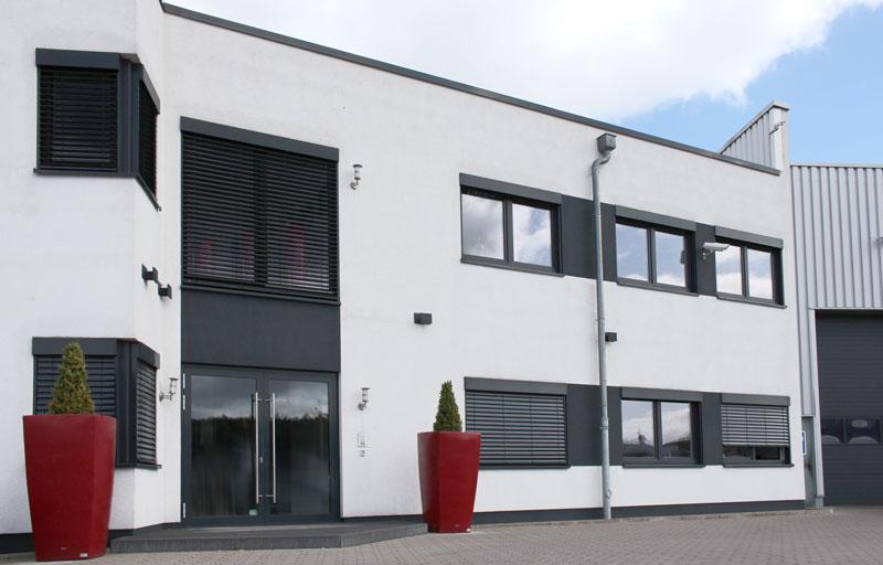 Bürogebäude Schröder Logistik